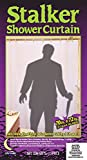 """Scary Stalker Curtain Prop 70""""x 72"""" Halloween Decoration"""