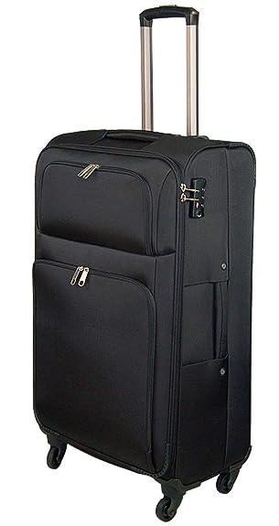 72c99409fd TSAロック搭載 ソフトキャリーケース スーツケース ヒノモトキャスター装備 Accord2トローリー・S (
