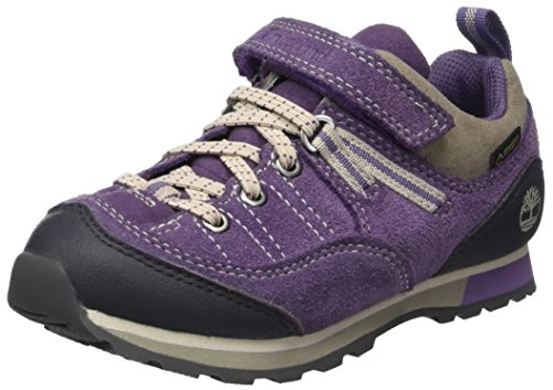 Timberland Kids Griffin Park Goretex Waterproof Oxford, Purple (Montana Grape), 11 UK ()