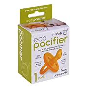 Ecopiggy Orthodontic Natural Pacifier (0-6m)