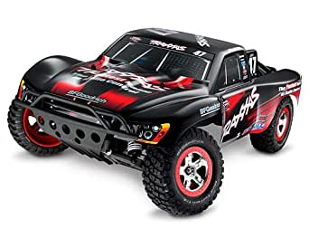 Amazon.com: Traxxas RTR 1/10 Slash 2WD 2.4GHZ with 7 Cell