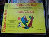 img - for Fiddler On The Roof Easy Piano book / textbook / text book