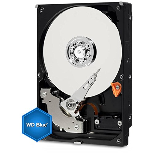 WD 6TB Blue Desktop Hard Disk Drive 5400RPM SATA 6Gb s 64MB Cache Model WD60EZRZ by Western Digital (Image #1)