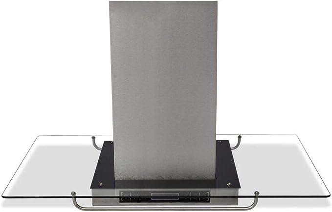 Xingshuoonline - Campana extractora de cocina con pantalla LCD, moderna y universal: Amazon.es: Grandes electrodomésticos