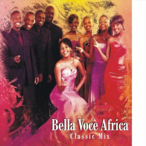 Africa Cd Album - Classic Mix (CD Album)