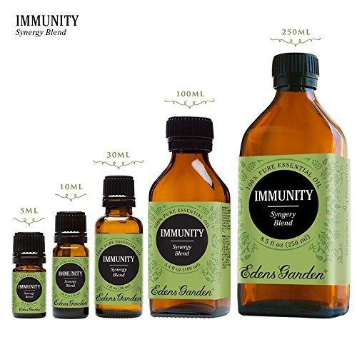 Edens garden immunity essential oil synergy blend 100 - Edens garden essential oils amazon ...