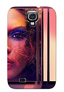 Crazinesswith Galaxy S4 Well-designed Hard Case Cover Mona Johannesson Protector For New Year's Gift