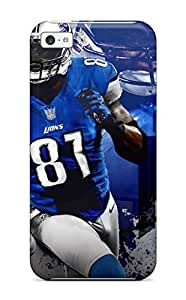 Hot detroit lions NFL Sports & Colleges newest iPhone 5c cases 9543829K613135558