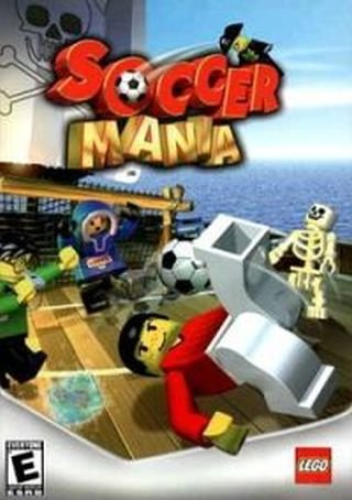 Amazon.com: Lego Soccer Mania Pc Cd Rom Computer Game: Toys & Games