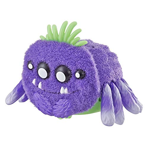 Yellies! Wiggly Wriggles Voice-Activated Spider Pet Now $3.50 (Was $14.99)