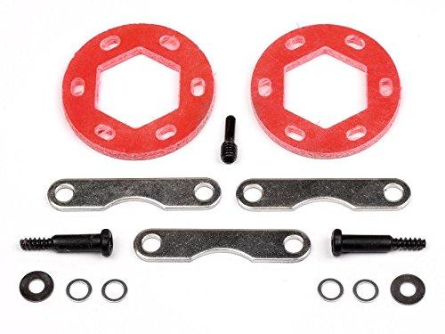 Hpi Brake Disk - Hobby Products International 87055 Dual Fiberglass 19 x 35 x 2.5mm Brake Disk Plate Set