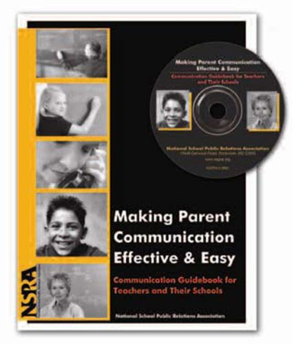 Download Making Parent Communication Effective and Easy ebook