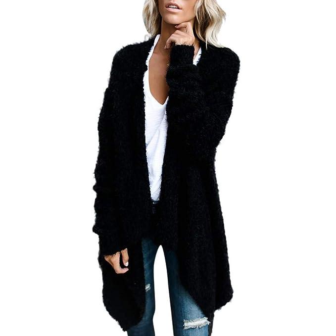 Sweater Wintermantel Wollmantel Coat Strickjacke Osyard hrxtBQCsd