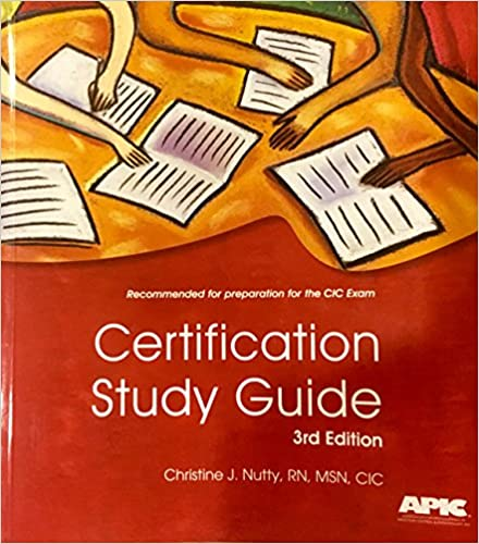 CIC Certification Study Guide 9781933013251