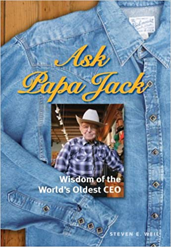 Read Ask Papa Jack:: Wisdom of the World's Oldest CEO PDF