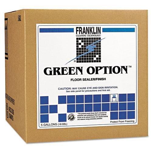 (Franklin F330325 Green Option Floor Sealer/Finish, 5gal Box )