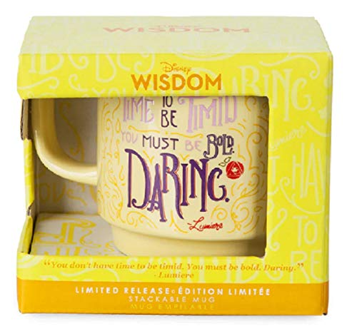June Wisdom - Lumiere Wisdom Collection - Lumiere Mug Limited Edition
