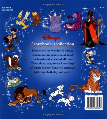 Image gallery disney storybook for House classics list