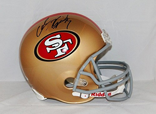 ned Full Size San Francisco 49Ers Helmet- PSA/DNA Certified Auth ()