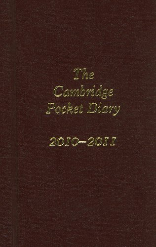 The Cambridge Pocket Diary ()