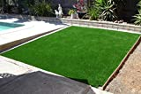 8' x 15' Synthetic Turf Artificial Lawn Fake Grass Indoor Outdoor Landscape Pet Dog Area