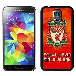 NEW Unique Design Soccer Club Liverpool 03 Football Logo Samsung Galaxy S5 I9600 Cell Phone Case