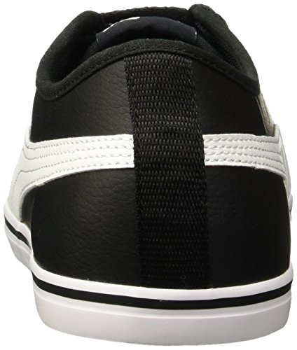black Basses Elsu Baskets white Noir Puma Mixte Sl Adulte V2 P8vq16