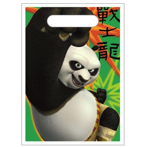 Kung Fu Panda '2' Favor Bags (8ct)]()