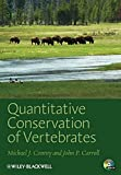 img - for Quantitative Conservation of Vertebrates book / textbook / text book