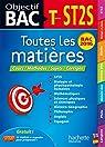 Objectif Bac Toutes Les Matieres Term St2S par Durandeau