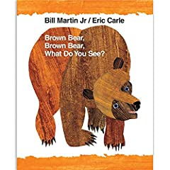With more than two million copies sold, Brown Bear, Brown Bear, What Do You See? has opened up a world of learning to a generation of children. For this edition, created for the twenty-fifth anniversay in 1992, Bill Martin, Jr., restor...