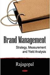 Brand Management: Strategy, Measurement and Yield Analysis by Raja Gopal (2008-01-01) Hardcover