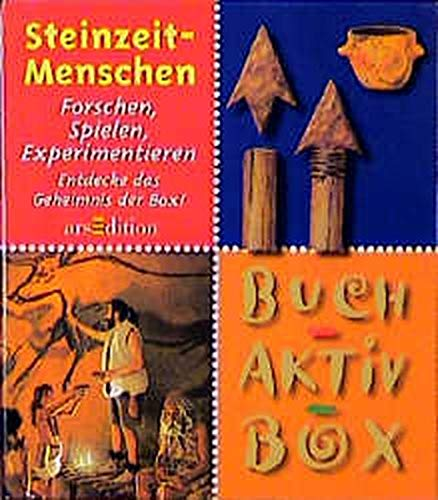 Steinzeit-Menschen (Buch-Aktiv-Box)