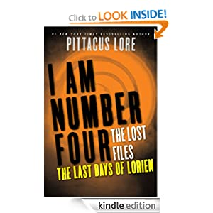 I Am Number Four: The Lost Files: The Forgotten Ones Pittacus Lore
