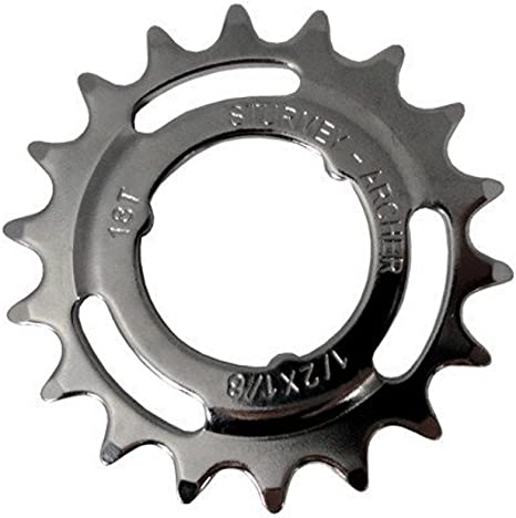 "BMX Bicycle Dicta 16T 22T Single Speed Freewheel 1//2/"" x 1//8/"" for Fixie Bike"