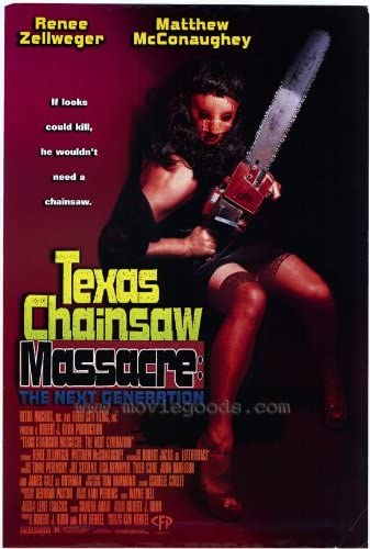 The Texas Chainsaw Massacre: The Next Generation Poster Movie (27 x 40 Inches - 69cm x 102cm) (1994)