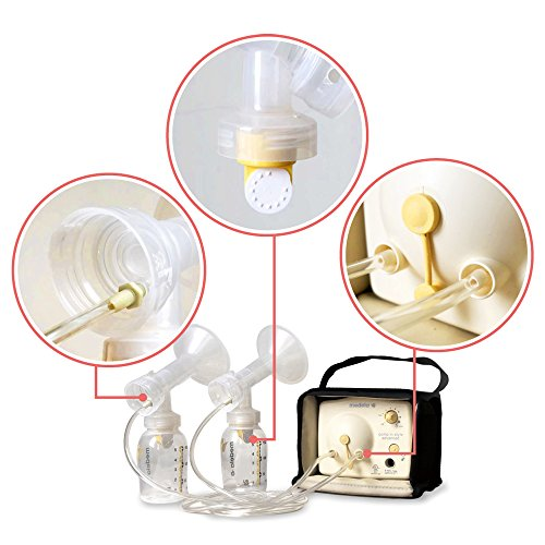 Breast Pump Kit For Medela Pump In Style Advanced Breastpump Includes -7560