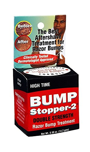 14 Day Treatment - High Time Bump Stopper-2 0.5 Ounce Double Strength Treatment (14ml) (3 Pack)