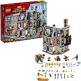 LEGO Marvel Super Heroes Avengers: Infinity War Sanctum Sanctorum Showdown 76108 Building Kit (1004 Piece)