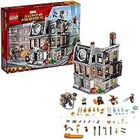 LEGO Marvel Super Heroes Avengers: Infinity War Sanctum...