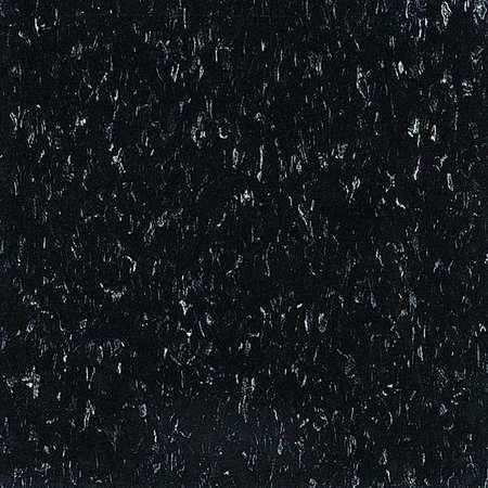 Armstrong Tile Colors - Vinyl Composition Tile, 45sq.ft, Black
