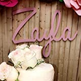 """Custom Personalized Wooden Name Sign 12-55"""" WIDE"""