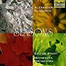 Glazunov: The Seasons, Scènes de Ballet