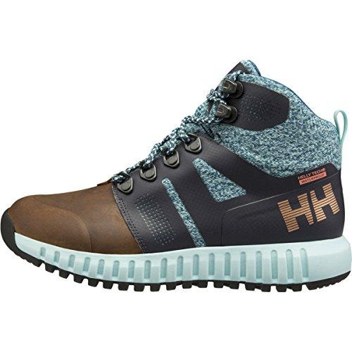 Helly Hansen WoMen W Vanir Gallivant Ht High Rise Hiking Boots Dark Earth/Graphite Blue