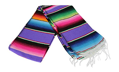 Amols Specialty Inc. Woven Serape Table Runner by Amols Specialty Inc.