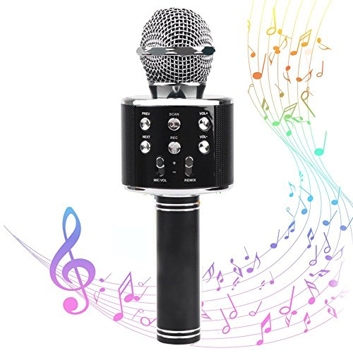 iphone karaoke microphone wireless portable karaoke microphone 2018 new design 1159
