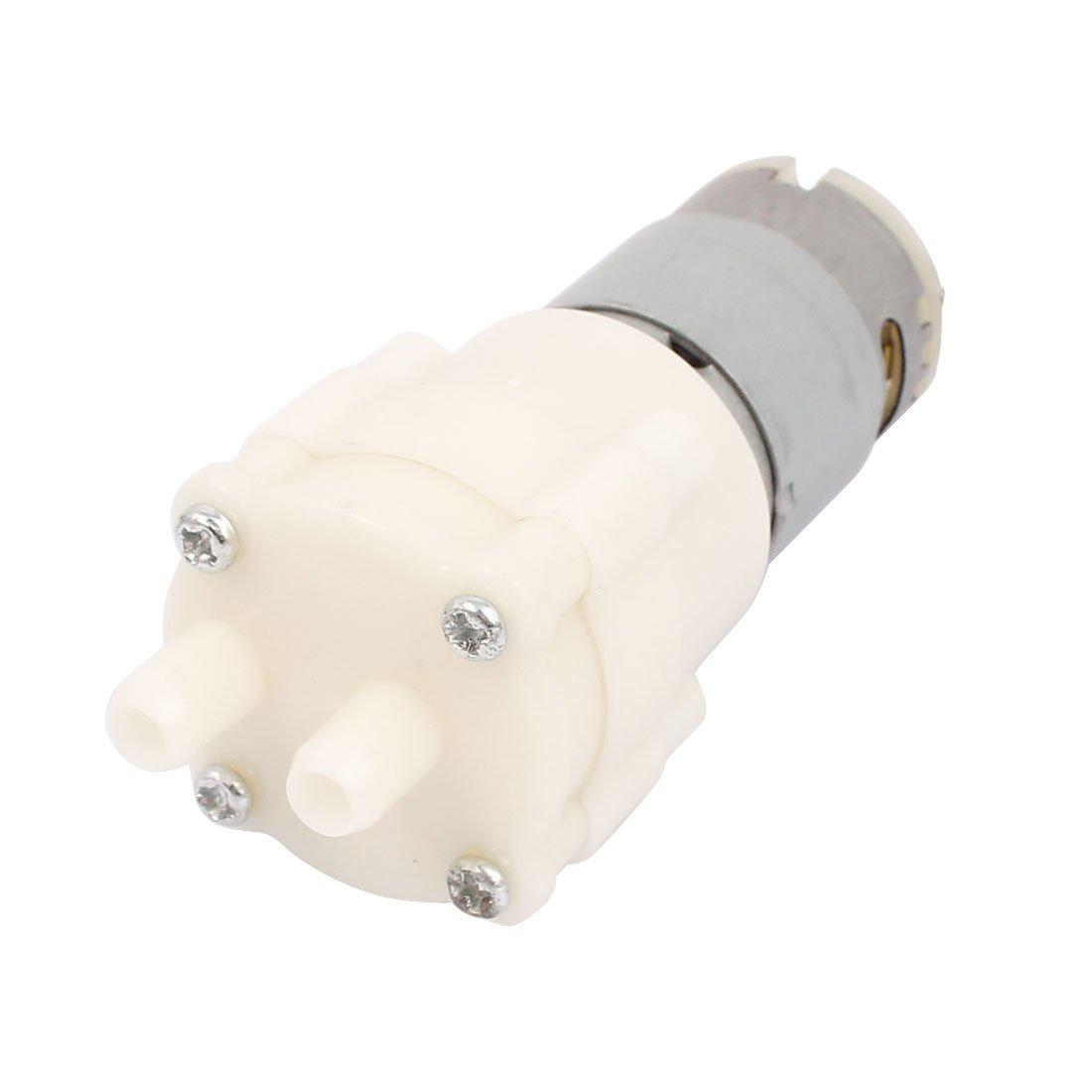 sourcingmap/® DC 12V Micro Motor bomba de diafragma autom/ático botella accesorios agua