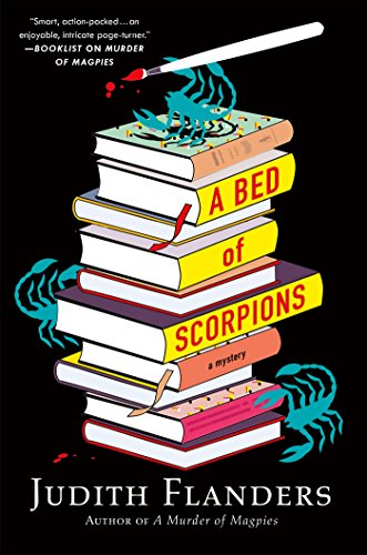 (A Bed of Scorpions: A Mystery (Sam Clair))