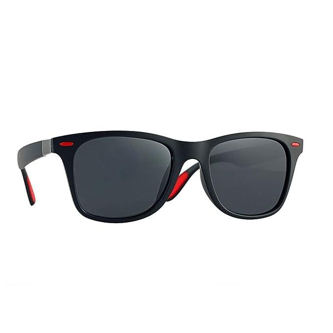 Amazon.com: Gafas de sol polarizadas clásicas para hombre ...