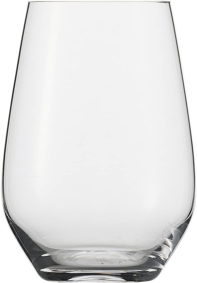 Schott Zwiesel Tritan Crystal Forte Collection All Purpose beverage glass, 13.2-Ounce, Clear
